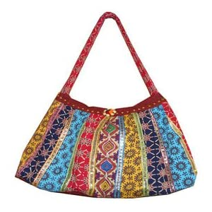 Pushkaram Ethnic Multi-colour Side Bag