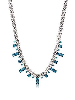 Tova Gunmetal Vintage Necklace