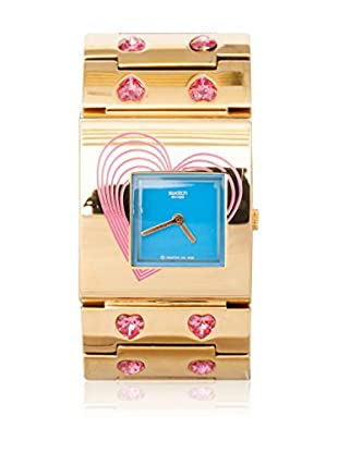 Swatch Quarzuhr Woman FROM WITHIN YUG101G 31.0 mm