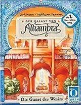 Alhambra - The Vizor's Favor