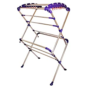 Cipla Stainless Steel Cloth Dryer Stand - Sumo SS
