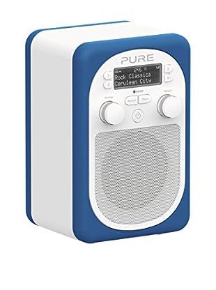 Pure Radio Evoke D2 MIO BT blau
