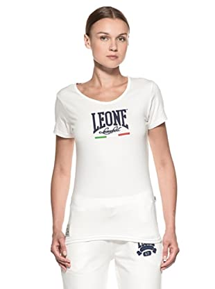 Leone 1947 Camiseta Madonna (Blanco)
