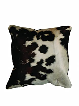 Natural Brand Torino Cowhide Pillow, Tricolor
