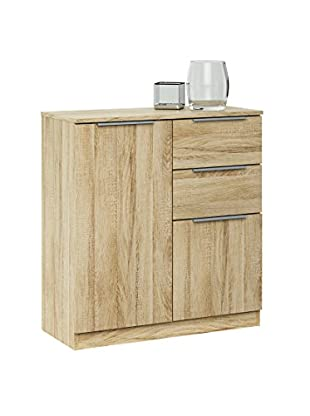 Hallway Furniture Buffet Schrank Hill 6 natur