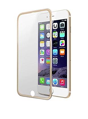 Unotec Protector De Pantalla iPhone 6 Plus / 6S Plus Dorado