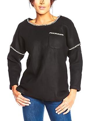Special Coat Sweatshirt Choco schwarz L
