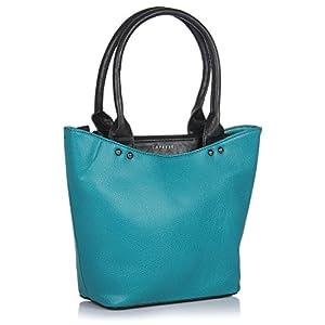 Caprese Kennis Tote Handbag, Green