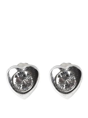 Vip de Luxe Pendientes De Corazón Cristal