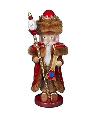 Kurt Adler Steinbach Siberian Santa Nutcracker