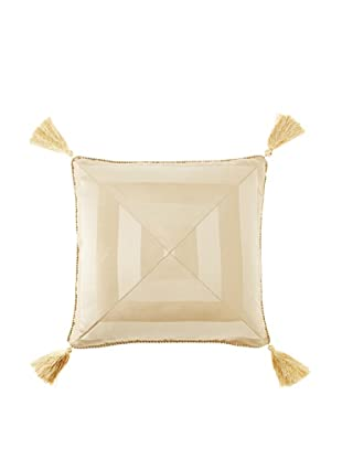 Waterford Linens Anya Decorative Pillow, Gold, 18