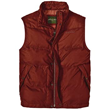 Essential Down Vest 104398: Canyon Clay