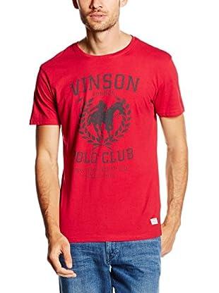 Vinson Polo Club T-Shirt Calenne