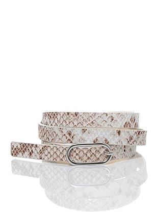 Stefanel Ledergürtel Snake (2050)