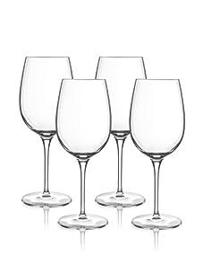 Luigi Bormioli Set of 4  Allegro Bordeaux 20-oz. Wine Glasses