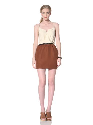 Dolce Vita Women's Ana Maria Tank Dress (Brown)