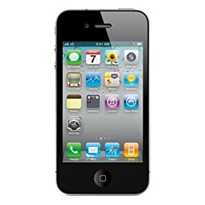 Apple iPhone 4S 32GB Black Factory Unlocked