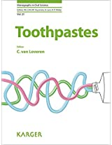 Toothpastes (Monographs in Oral Science)