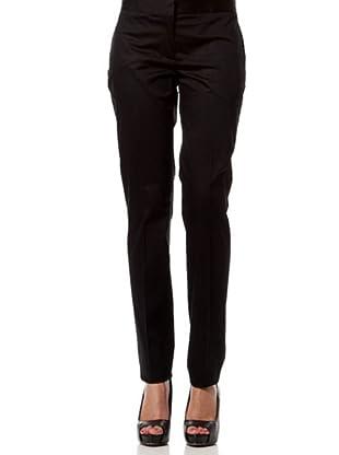 Caramelo Pantalón Vestir (negro)