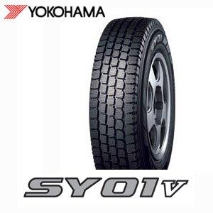 【クリックで詳細表示】スタッドレスタイヤ ヨコハマ SY01V 145R12 6PR