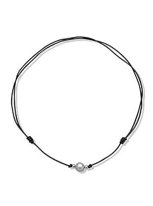 Valero Pearls 60200913 - Collar de mujer con perla cultivada de agua dulce, 90 cm
