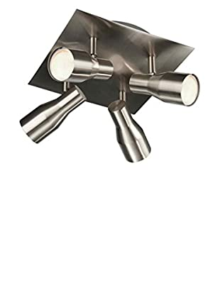Massive Deckenlampe Phlox Plate/Spiral  4X9W 230V