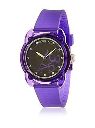 Morellato Reloj con movimiento Miyota Woman Jj Morado 34 mm
