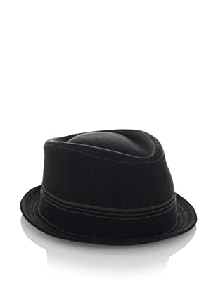 Goorin Brothers Men's Source Fedora (Black)