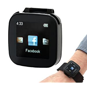 New Sony Ericsson LiveView Remote Bluetooth Display Watch for Android Phones