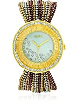 Aspen Analog Mother of Pearl Dial Women's Watch-AP1850