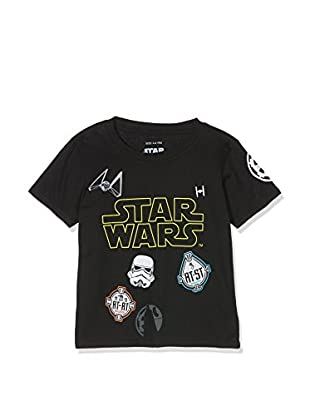 Star Wars T-Shirt Imperial Multi Badge