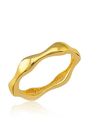 Melin Paris Anillo Design (Dorado)