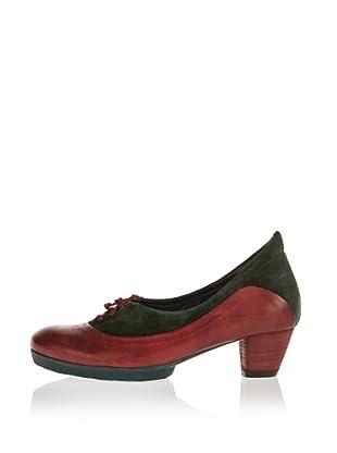 Think Zapatos Nancy (Rojo / Verde)