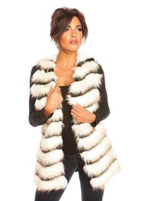 SPECIAL COAT Fake-Fur Weste