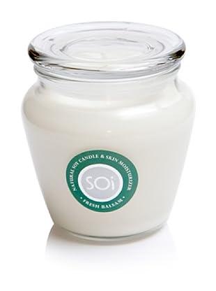 The Soi Co. 16-Oz. Fresh Balsam Keepsake Candle