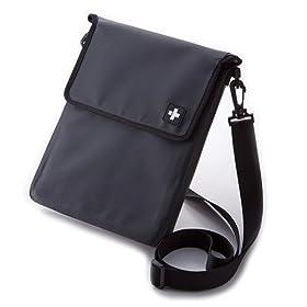 : Simplism iPad用アウトドアバッグ TR-ODBIPAD-BK ブラック