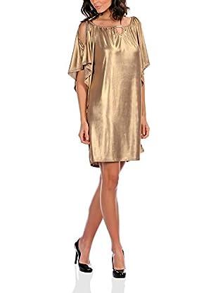 Strada Kleid Kimberley gold L (FR T3)