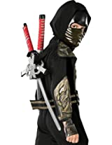Rubies Costume Co. Dragon Ninja Weapon Backpack Weapon Set