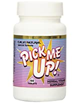 California Natural Pick Me Up 60 Tablets