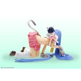 一騎当千 関羽雲長~ネコミミピンクセーラーVer. (1/7スケールPVC塗装済み完成品) [アダルト]