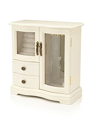 Classic Jewelry Box (Cream)