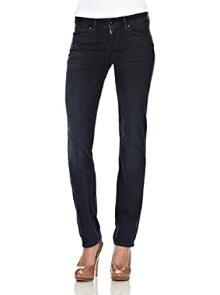 Levi´s Jeans Modern Demi Curve ID gerades Bein (volcanic black)