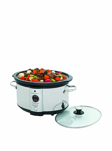 Wolfgang Puck 7-Qt. Electronic Slow Cooker