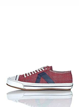 PF Flyers Sneakers Number 5 (Rosso/Navy)