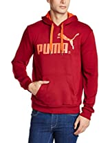 Puma Men's Hooded Cotton Hoodies