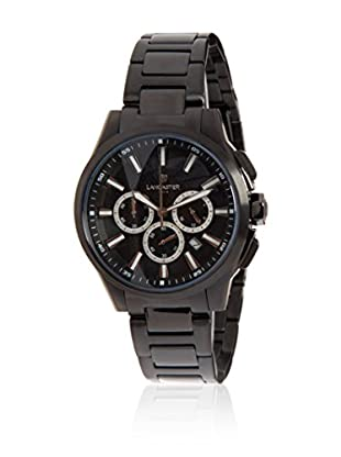 Lancaster Reloj de cuarzo Unisex Apollo Chronograph Medium 20.0 mm