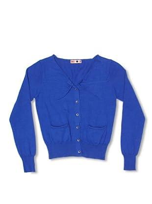 CKS Kids GIRLS Chaqueta Cassiterite (Azul)