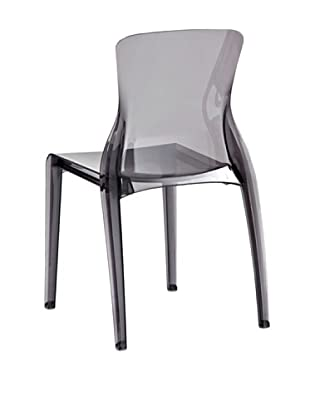 Domitalia Crystal Chair, Smoke