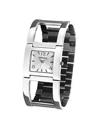 Pertegaz P22003P - Reloj de Señora acero Plata