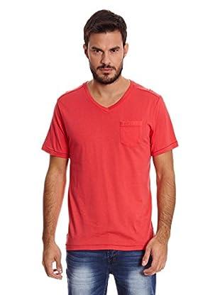 Paul Stragas Camiseta Socrates (Coral)